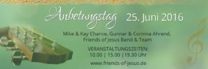 Anbetungstag – Friends of Jesus e.V.